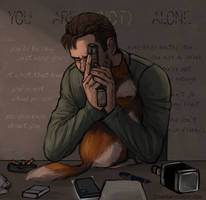 You are (not) alone by Tenshi-Inverse