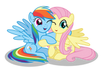 Flutter Dash Best Friendship Forever