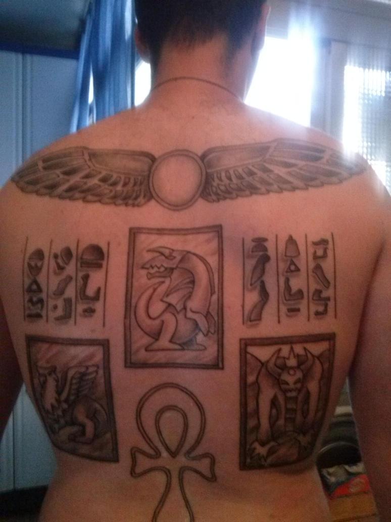 Mi tatuaje espalda 2 4 y 3 4 by deditovomiton on deviantart for Marik ishtar tattoo