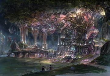 Woodland Oegel by 28crucis