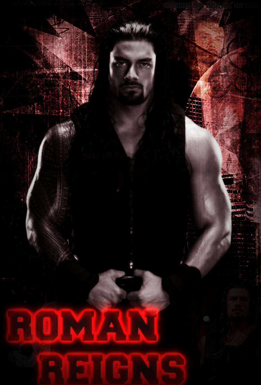 wwe roman reigns wallpaper free download