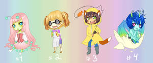 Point Adoptables by LzzleFzzle