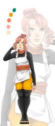 Hikura Yuma: REDESIGNED by LzzleFzzle