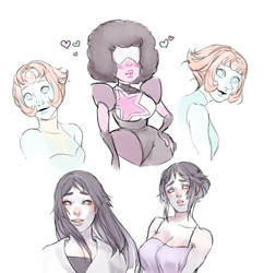 Rare Garnet Sighted by LzzleFzzle
