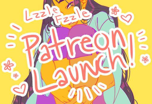 LzzleFzzle Has a Patreon!