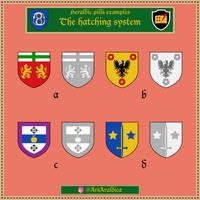 Heraldic pill #7 - Examples