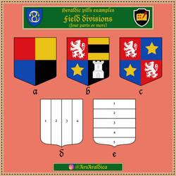 Heraldic pill #10 - Examples
