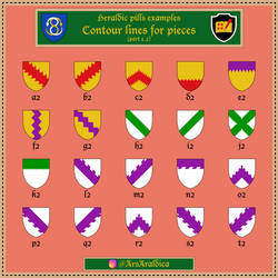 Heraldic pill #20 - Examples a2-t2