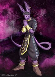 KSI Beerus by NotoriousNoire