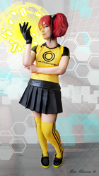 Digimon Story: Cyber Sleuth   Female Protagonist