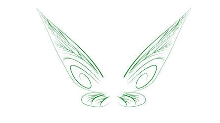 Bobble's Wing Pattern
