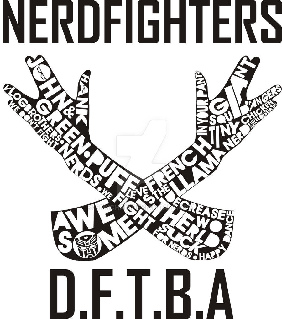 Nerdfighters by smiichan