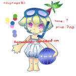 Chibi Adoptable [OPEN] by PatatoDoodles