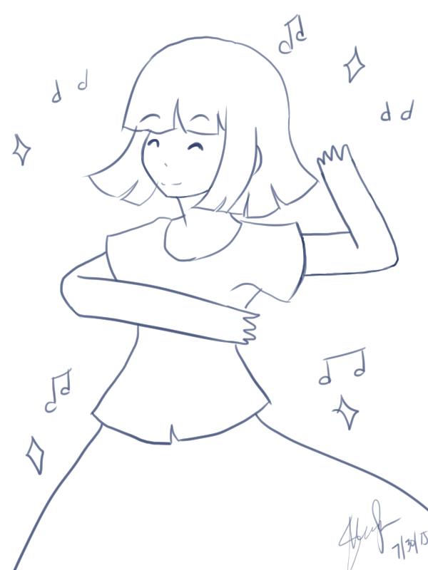 Dancer by AyanoHoshi