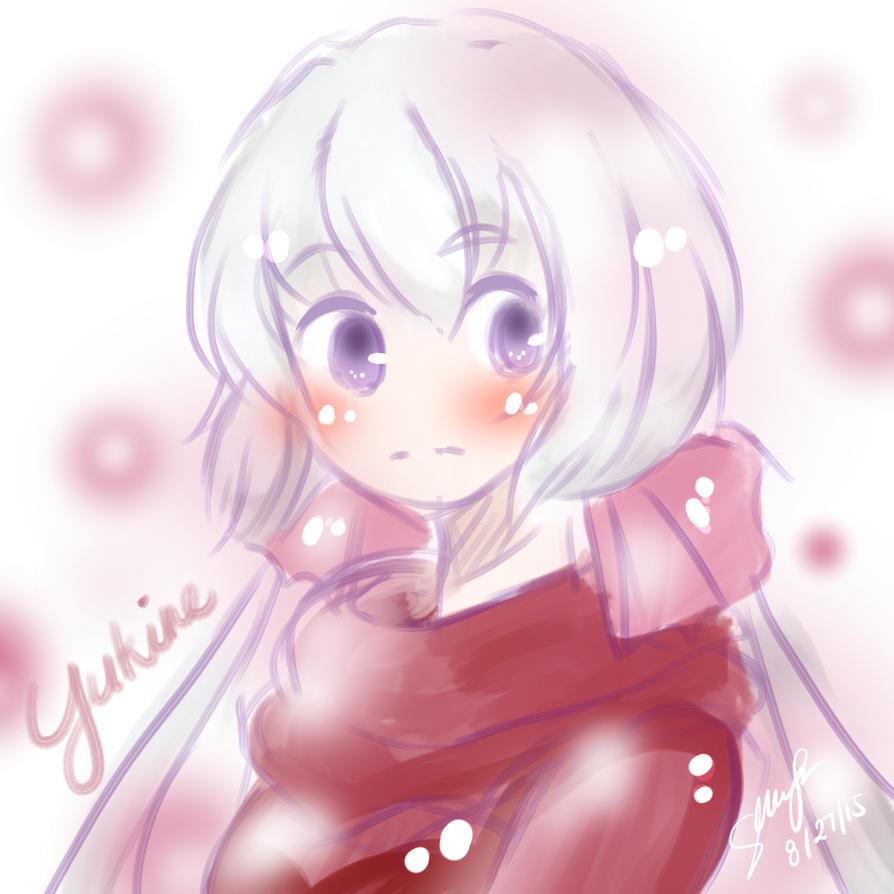 Yukine Doodle by AyanoHoshi