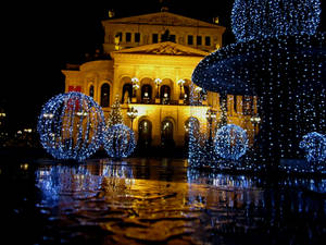 Merry Christmas in Frankfurt
