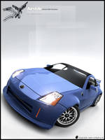 Nissan 350z - Airstyle style by airstyle