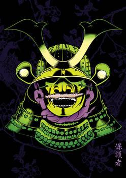 Guardian Samurai POP