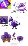 purple objects adoptables (closed)