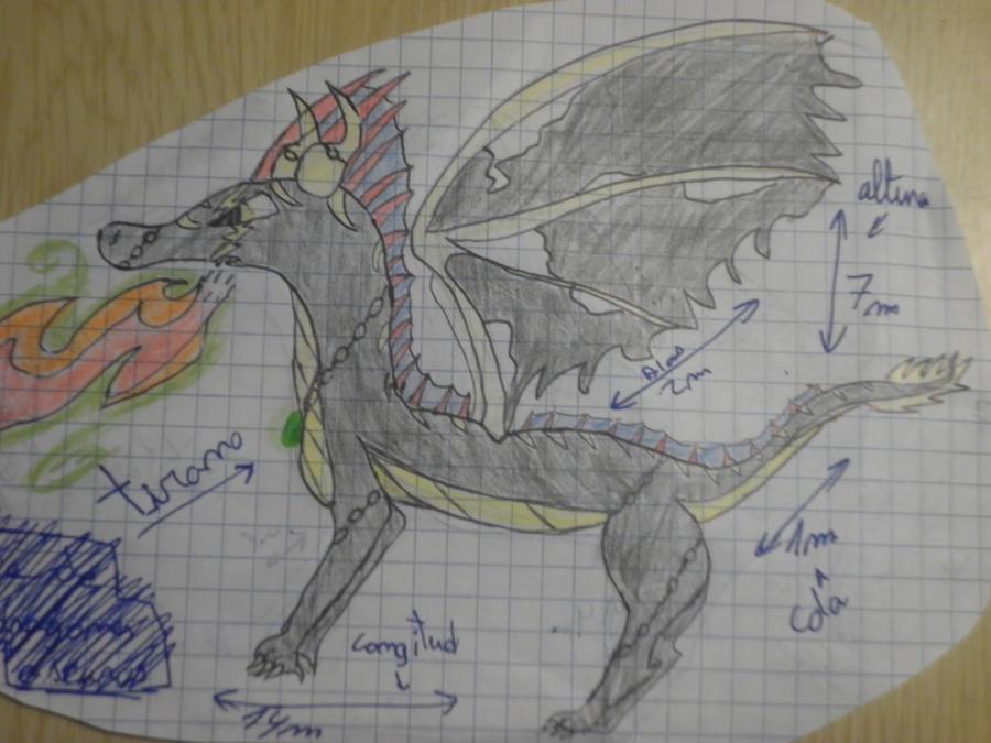 Mi arte :33 Tirano_by_saraspyro-d5mlpzv