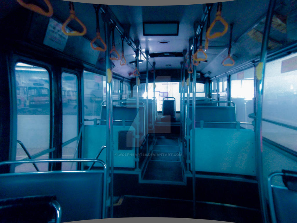 Ghost Bus by Wolfheart66