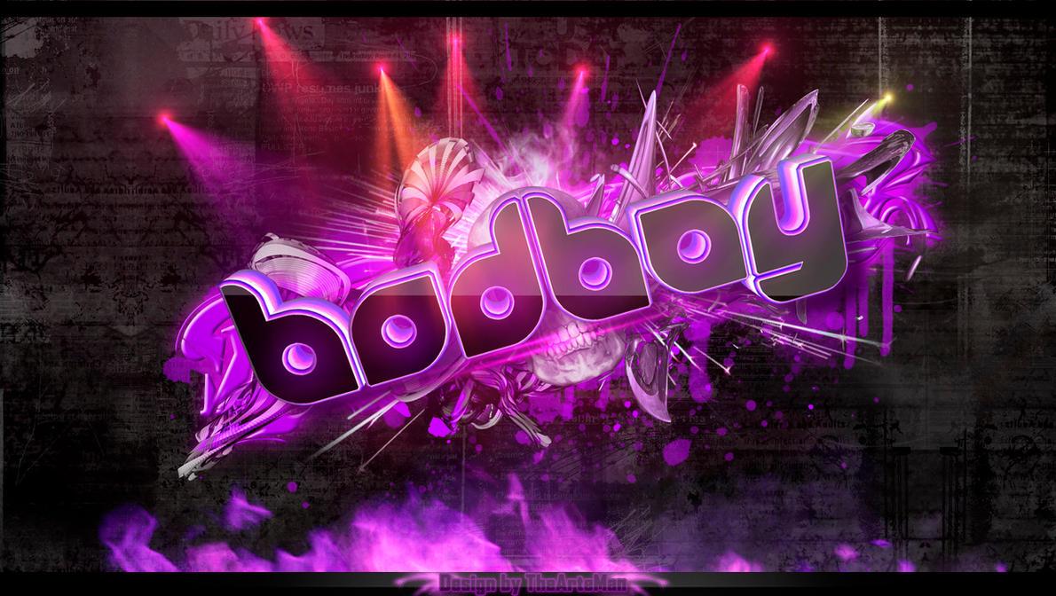 Bad Boy Wallpaper by TheArteMan on DeviantArt