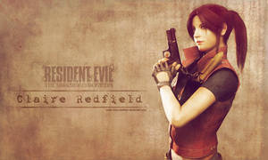Claire Redfield wallpaper REDC