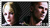 Jake X Sherry stamp by VickyxRedfield