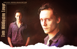 Tom Hiddleston Lover by CodeClaire