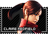 Claire Redfield stamp by Vicky-Redfield