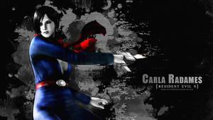 Carla Radames wallpaper by CodeClaire