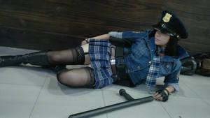 Helena Harper cosplay