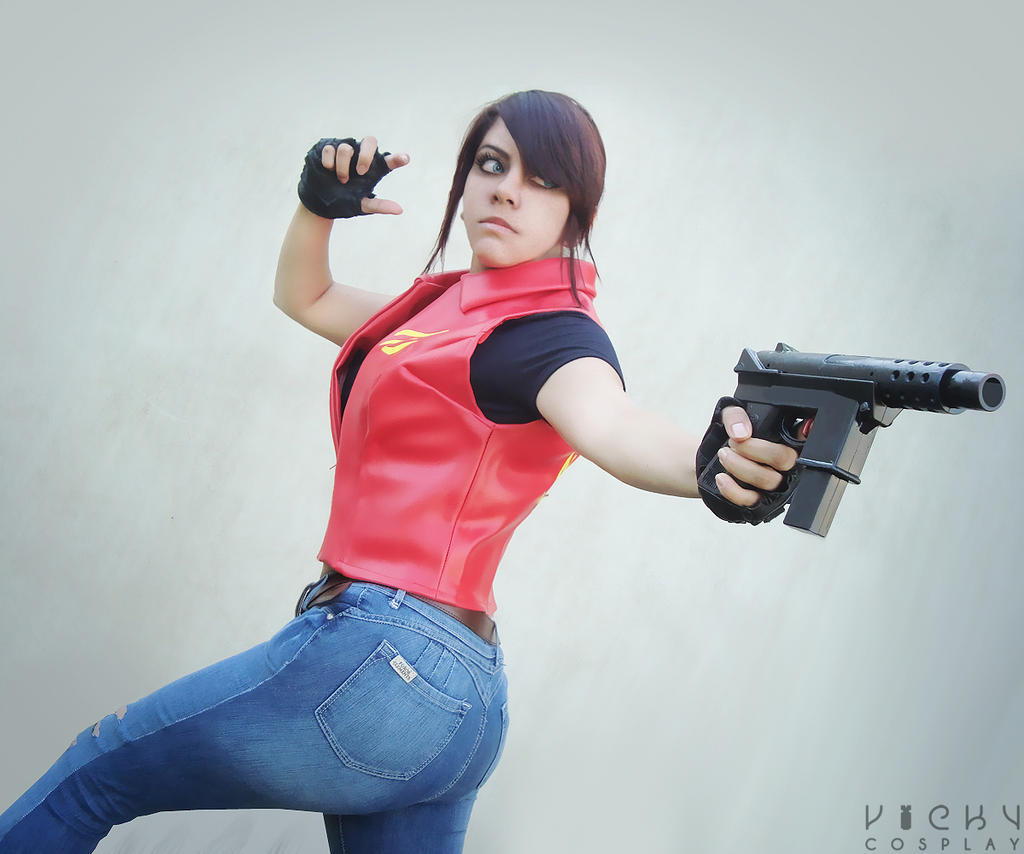 Resident Evil the Mercenaries 3D by VickyxRedfield