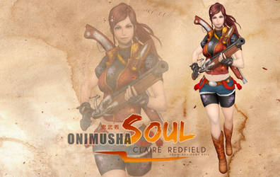 Claire Redfield onimusha soul wallpaper HD by CodeClaire