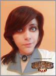 Elizabeth BioShock Infinite cosplay WIP