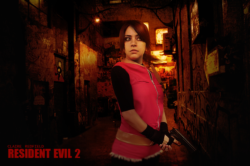Resident Evil 2 by Vicky-Redfield