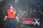 Claire Redfield cosplay by HeyCiry