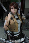 Sasha Braus cosplay