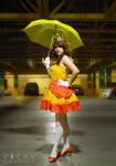 Princess Daisy cosplay
