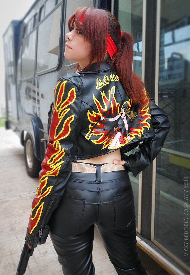 Claire Redfield - Let me Live by VickyxRedfield