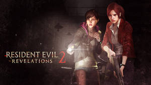 RE Revelations 2 WALLPAPER by CodeClaire