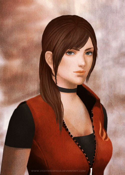 miss Claire Redfield by VickyxRedfield