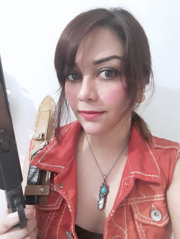 Claire Redfield - RE 2 remake new version