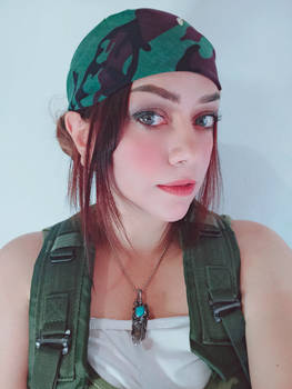 Claire Redfield Military - RE 2 remake
