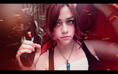Claire Redfield cosplay - Resident Evil 2 Remake