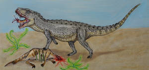 Gore King Polonosuchus