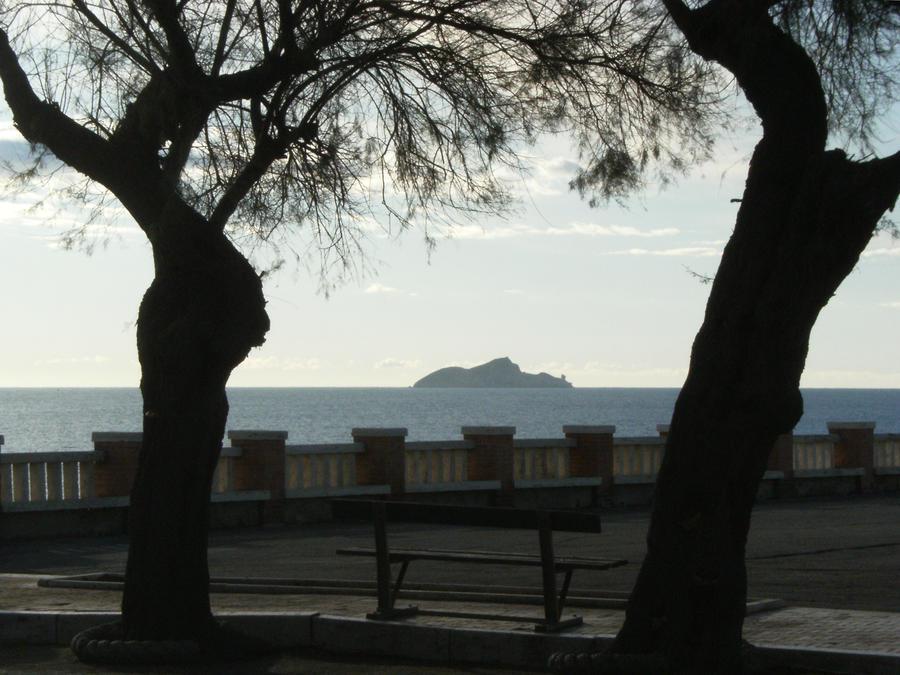 Island of Monte Cristo by DamaInNero