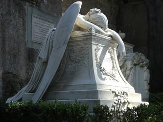 Angel of Grief II by DamaInNero