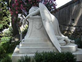 Angel of Grief III by DamaInNero