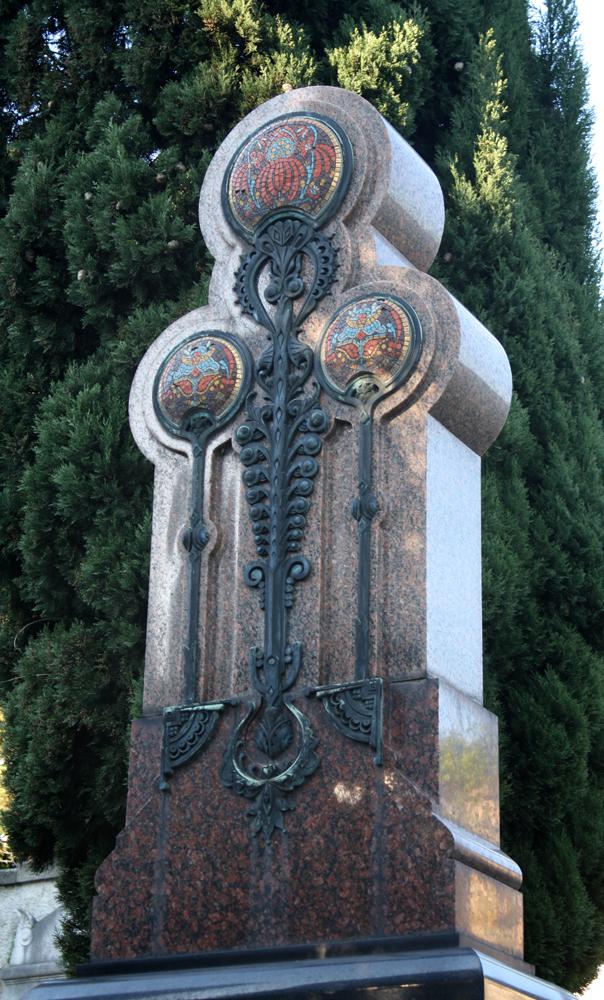 The Serbian Cross by DamaInNero